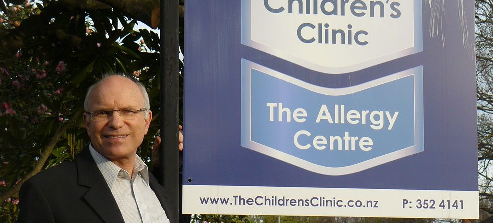 Paediatrician & Allergy Specialist